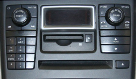 VOLVO XC90 RADIO 6CD
